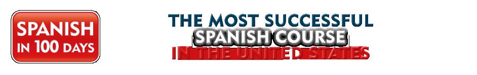 Spanish in 100 days – ¡Practica tu español con nosotros!